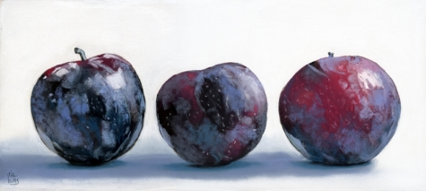 plums_in_a_row_painting_food_and_drink__still_life__3f426ab6a9b22126ccfa1cae091e65c3